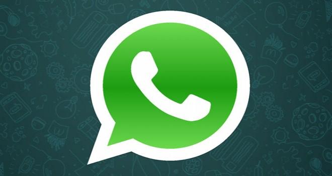 Facebook'a ait Whatsapp kayıt tutuyor