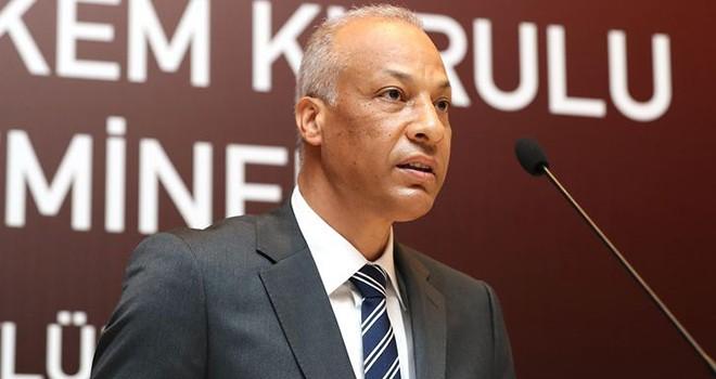 MHK Başkanı'nın hakem Halil Umut Meler kararı
