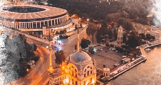 Derbi öncesi Beşiktaş'tan Kadir Gecesi kutlaması