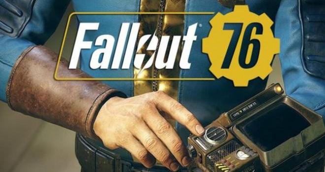 Fallout 76 oyunu için geri sayım