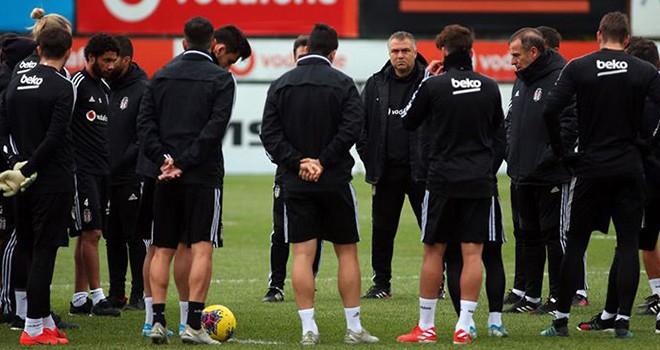 Antalya kampında 5 futbolcu yok
