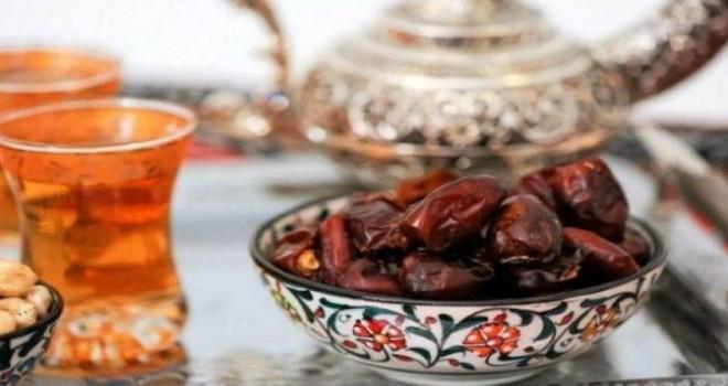 Ramazan'da doğru ve yanlış beslenme