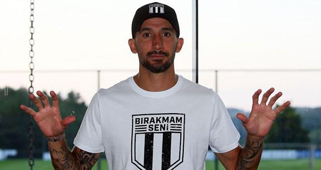 Mehmet Topal: Beşiktaş Camiasına layık olmaya çalışacağım