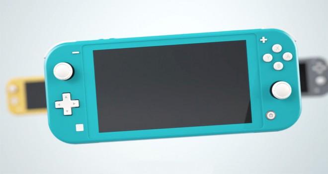 Nintendo Switch Lite 20 Eylül'de satışa sunulacak