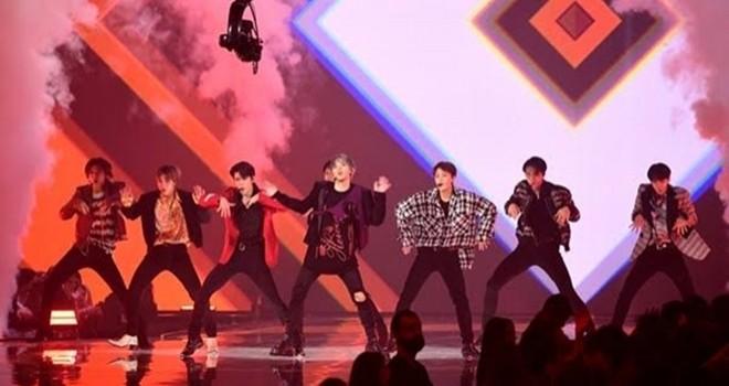 NCT 127, 2019 MTV Avrupa Müzik Ödülleri'nde tarih yazdı