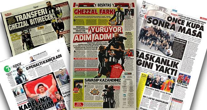 Manşetlerle Beşiktaş