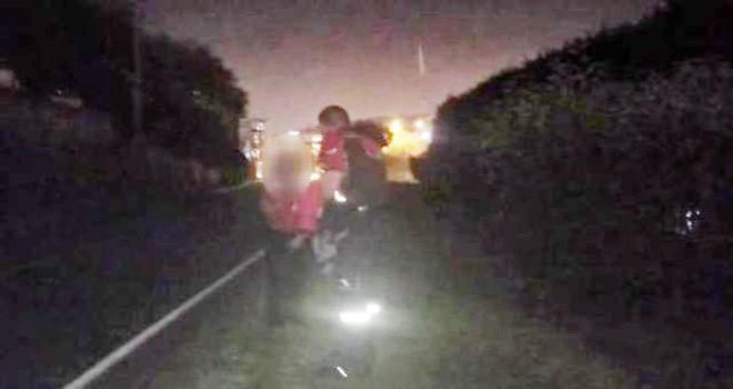 İstanbul'un göbeğinde genç kıza tecavüz girişiminde bulundular