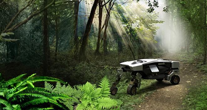 Hyundai'den yeni bir robot daha: TIGER-X