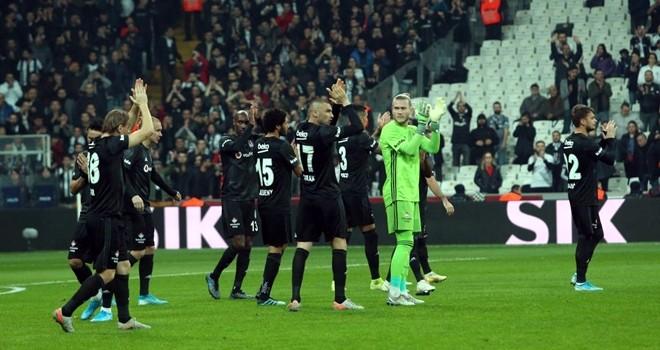 Beşiktaş'ta son on yılın istatistiği şaşırttı