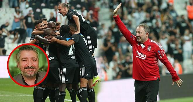 Serdar Sarıdağ: Beşiktaş ilk haftadan taraftarına umut verdi