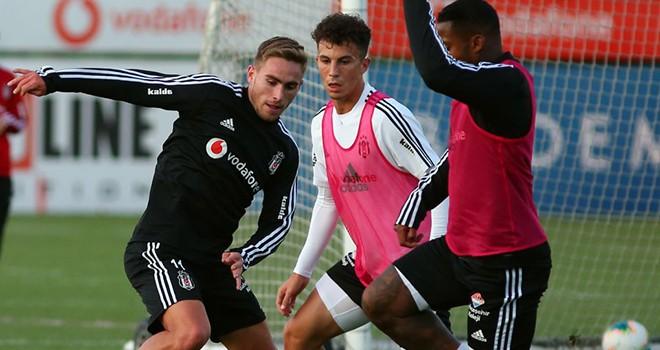 Kartal, Başakşehir maçına hazırlanıyor