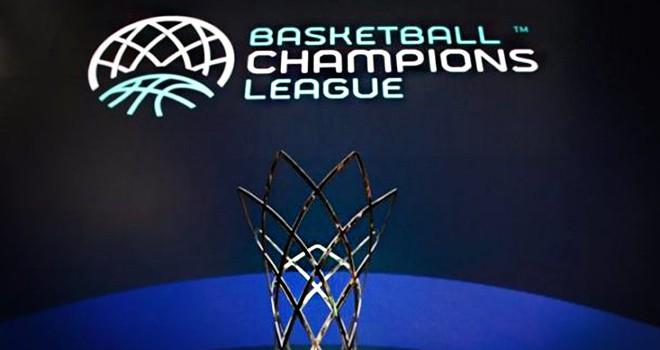 Potanın Kartallarının Basketbol Şampiyonlar Ligi rakipleri belli oldu