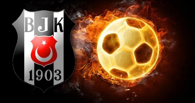 Beşiktaş, TFF'ye bildirdi! Bir yıllık imza atıldı