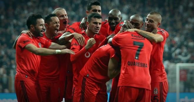 Genk ile Beşiktaş karşı karşıya