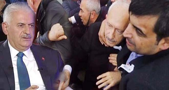 Binali Yıldırım, biz hep birlikte Türkiye'yiz