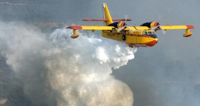 Türkiye için harekete geçtiler! AB'den yangın söndürme uçağı desteği