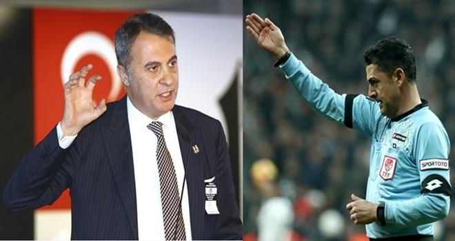 Beşiktaş, Yıldırım'ı MHK'ye şikayet edecek