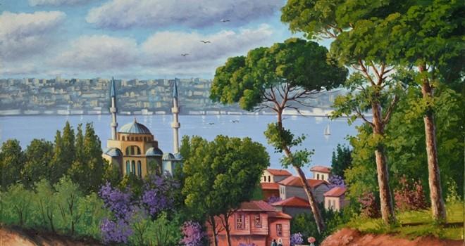 """""""İstanbul Benim Rüyam"""" sanatseverlere kapılarını açıyor"""
