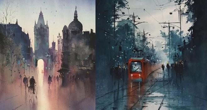 Javid Tabatabaei'nin eserleri sanatseverlerle buluşuyor
