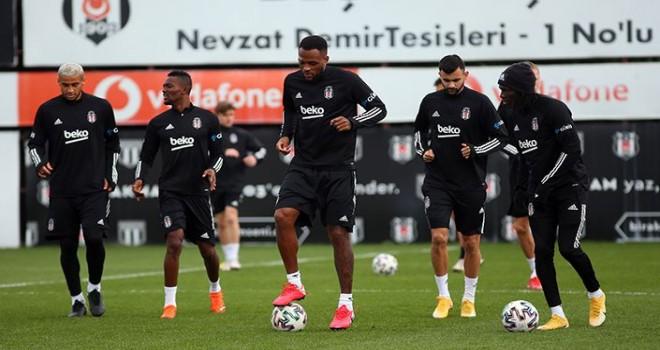 Sivasspor maçının hazırlığı sürüyor