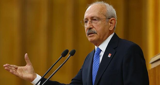 Kılıçdaroğlu: Adam kendine yazlık saray yapıyor millet açlıktan ölüyor