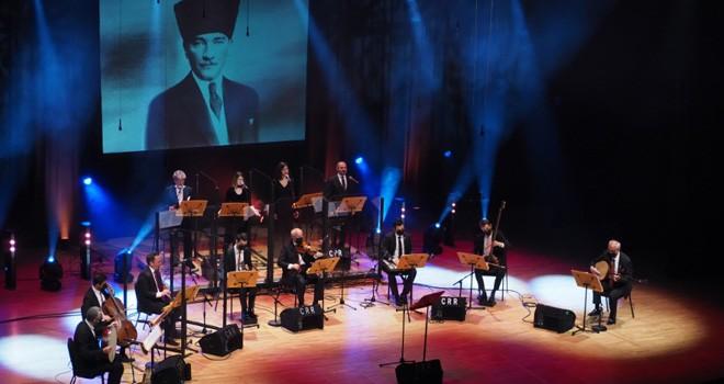 CRR'de Çanakkale Zaferi ve Şehitleri Anma Konseri