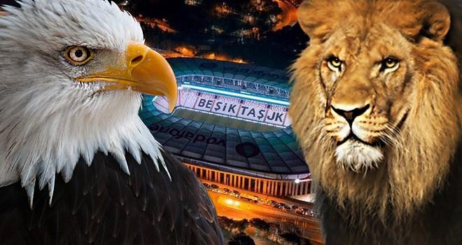 Beşiktaş - Galatasaray karşı karşıya