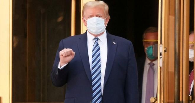 Donald Trump: Kovid-19'dan korkmayın