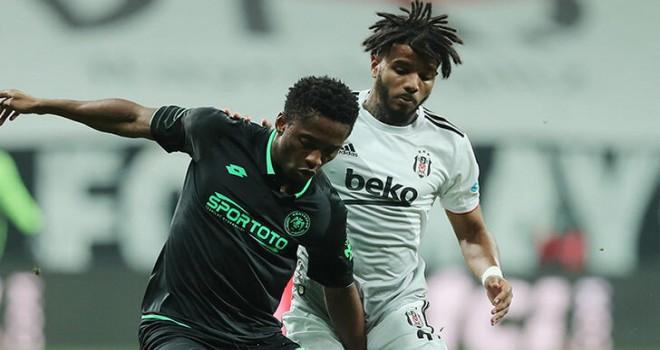 Beşiktaş galibiyeti hak etti