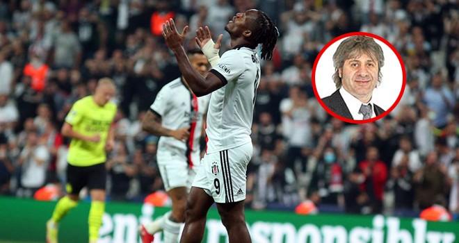 Orhan Yıldırım: Beşiktaş'ın eli boş kaldı