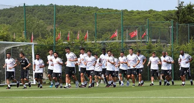 Beşiktaş kupaya doğru