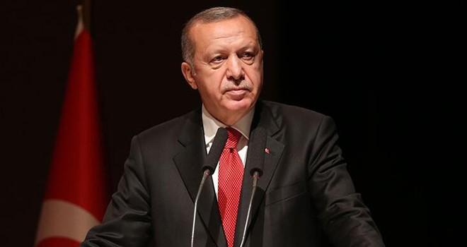 Cumhurbaşkanı Erdoğan konuştu! Ölmek var dönmek yok...