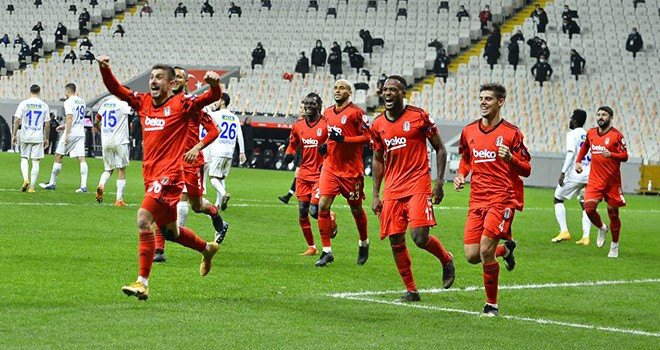 Beşiktaş'ın çeyrek final rakibi İttifak Holding Konyaspor