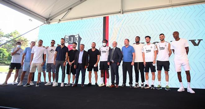 Beşiktaş ile Volvo Car Turkey sürdürülebilir bir gelecek için buluştu