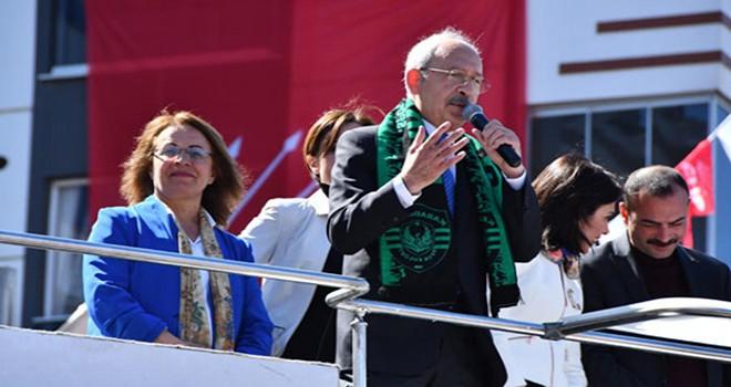 Kemal Kılıçdaroğlu, istedikleri kadar iftar atsınlar