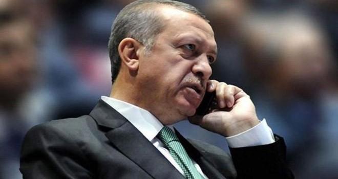 Cumhurbaşkanı Erdoğan Boris Johnson ile görüştü