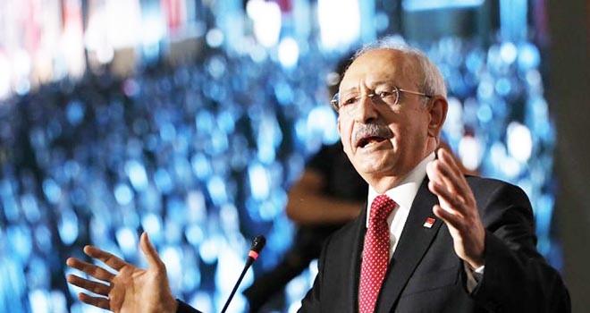 CHP Lideri Kemal Kılıçdaroğlu, seçime gitmek doğru değil