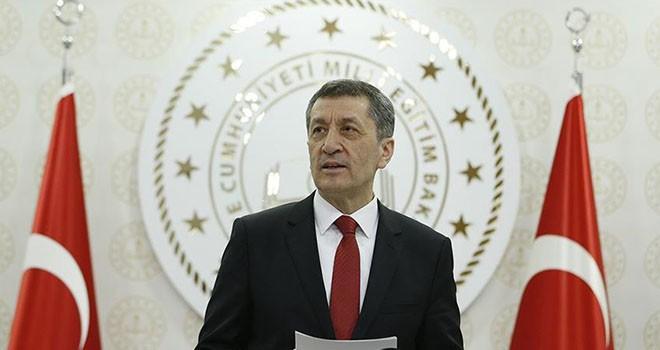 Bakan Selçuk okulların açılışını açıkladı