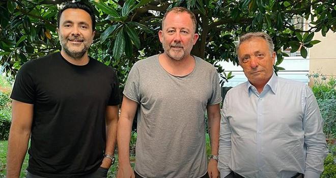 Beşiktaş'tan müjde! Sergen Yalçın ile yola devam