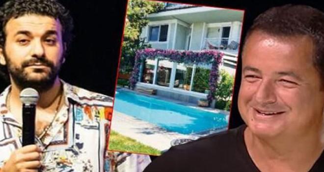 Acun Ilıcalı'nın Ulus'taki lüks villasını ünlü komedyen aldı
