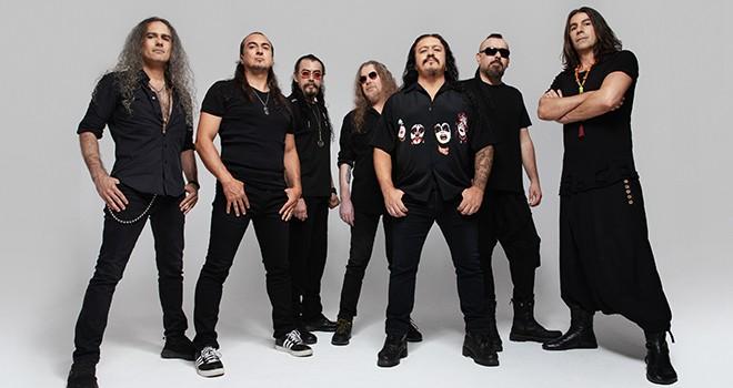 Heavy Metal müziğin devi Pentagram  Park'ta rock sahnesini sallayacak!