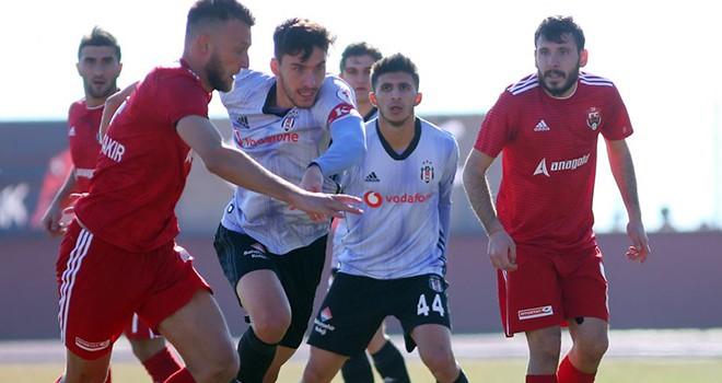 Beşiktaş, Kupa'da Son 16 Turu'na yükseldi