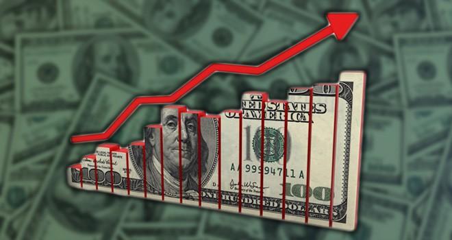 Dolar rekor yeniledi