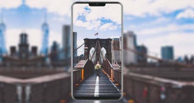 Mobilde yeni ekran teknolojisi