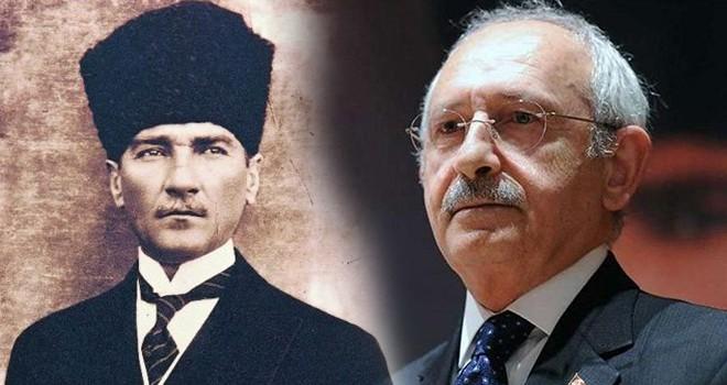 Kılıçdaroğlu: Atatürk'ü saygı, minnet ve özlemle anıyorum