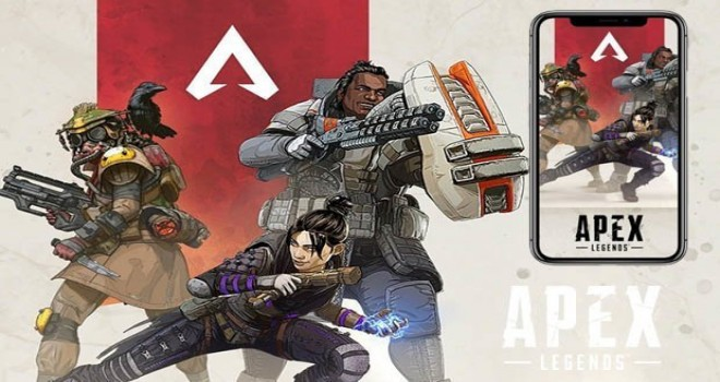 Apex Legends, mobile geliyor