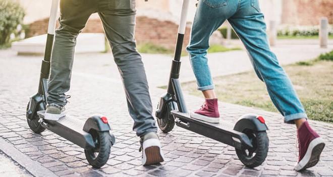 Elektrikli scootera yaş sınırı! Kanun teklifi TBMM'ye sunuldu