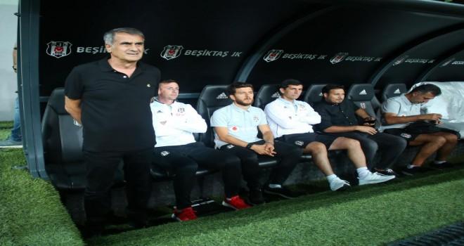 Şenol Güneş, burada önemli olan Beşiktaş