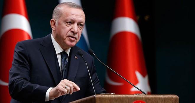 Cumhurbaşkanı Erdoğan'dan Merkez Bankası'nın faiz kararı yorumu