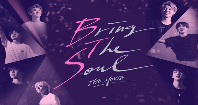 Bring The Soul: The Movie vizyonda
